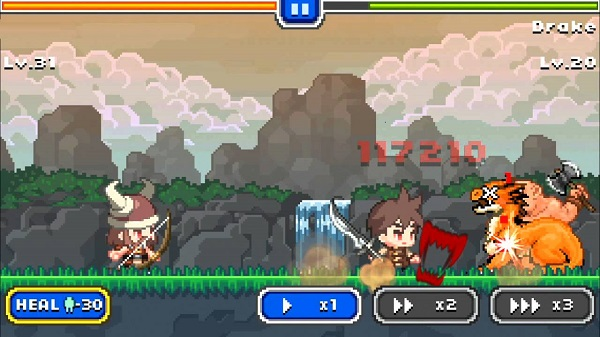 Android - RPG - Barcode Knight - 04