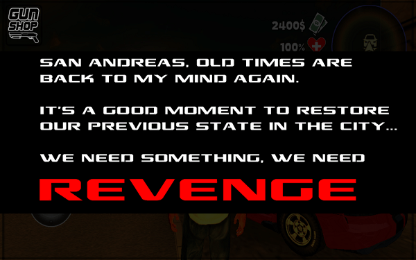What the Hell San Andreas
