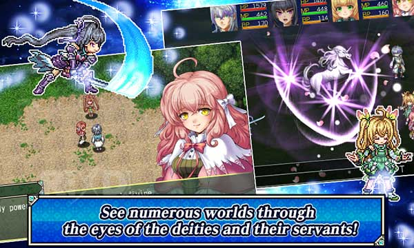 Android - RPG - Asdivine Menace - 04