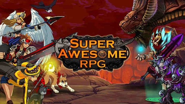 Super Awesome RPG, Android, role-playing