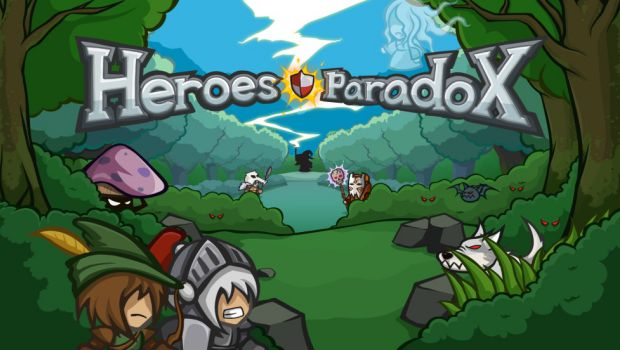Heroes Paradox, Android RPG, Android Games