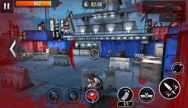 Killer Elite Screenshot Android