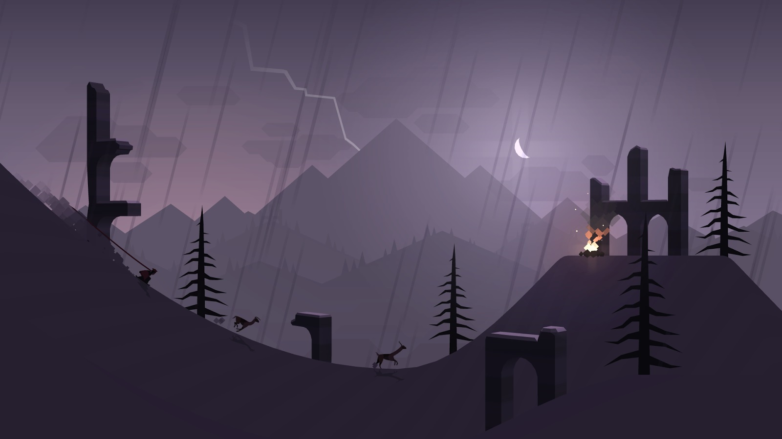 Alto's Adventure, endless runner, best android game