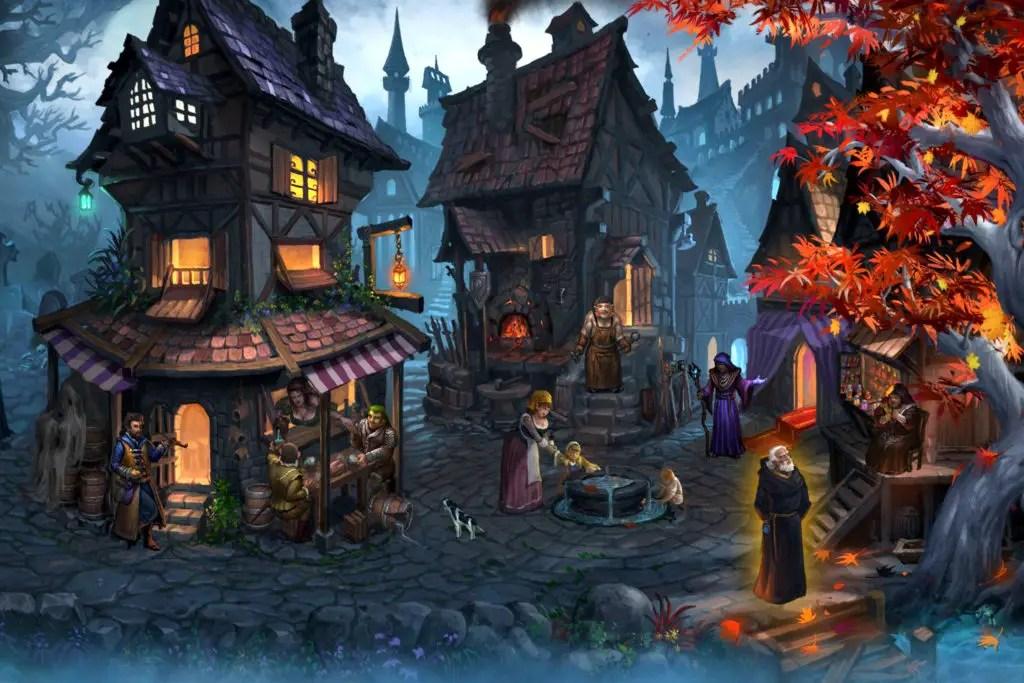 Dark Quest 2 01