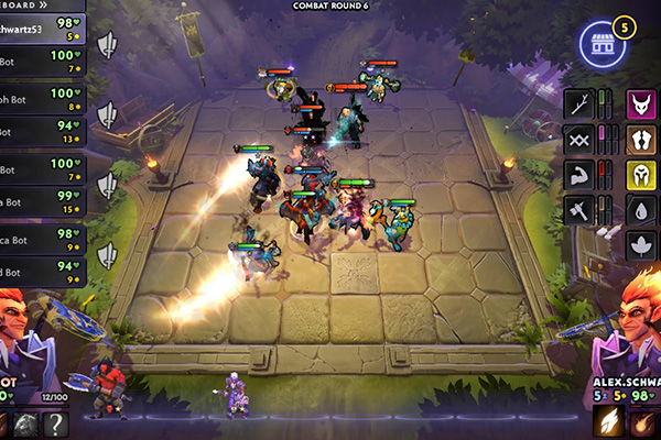 Dota Underlords Android 03