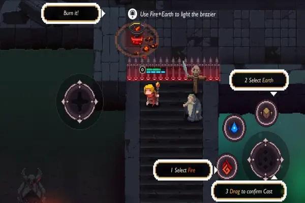 Elemental Dungeon 1