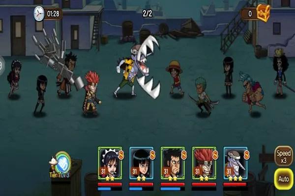 Pirate Warriors Adventure Mission