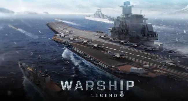 Warship Legend Idle RPG