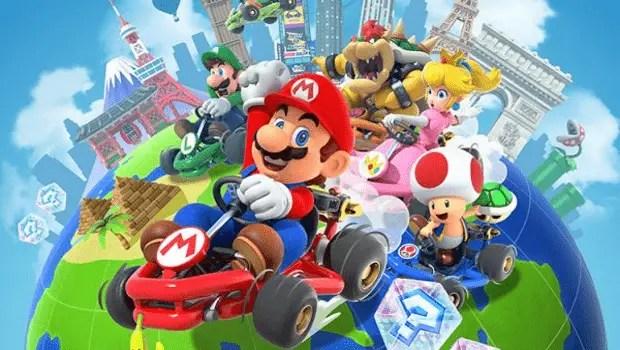 Mario Kart F