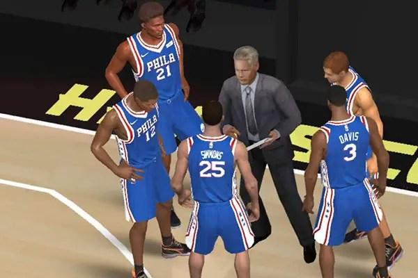 NBA Now Mobile