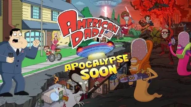 American Dad: Apocalypse Soon!