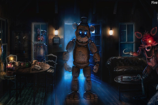 Five Nights at Freddy's AR: Special Delivery 02