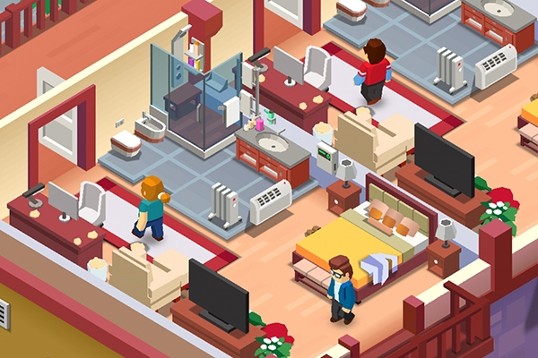 android hotel empire tycoon room