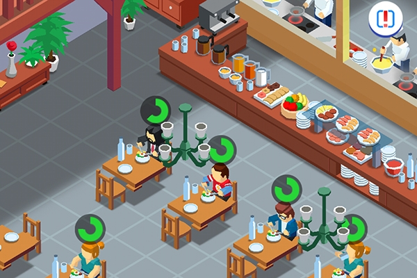 android hotel empire tycoon restaurant
