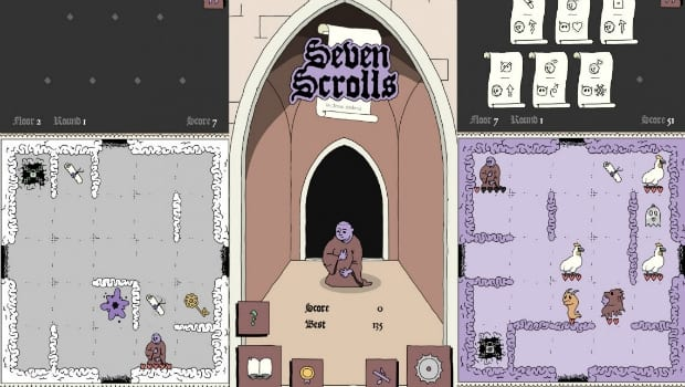 Seven Scrolls Andriod 1