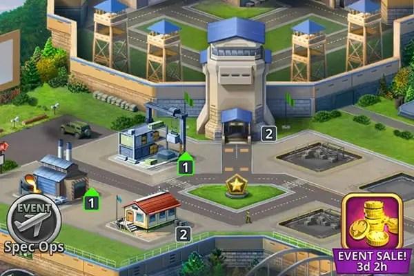 Puzzle Combat base building