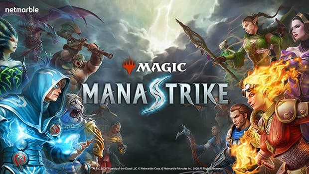 Magic ManaStrike Android 00