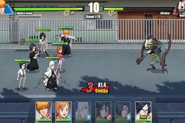 Bleach Immortal Soul 3