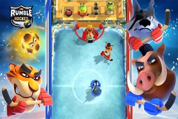 Android Rumble Hockey 2