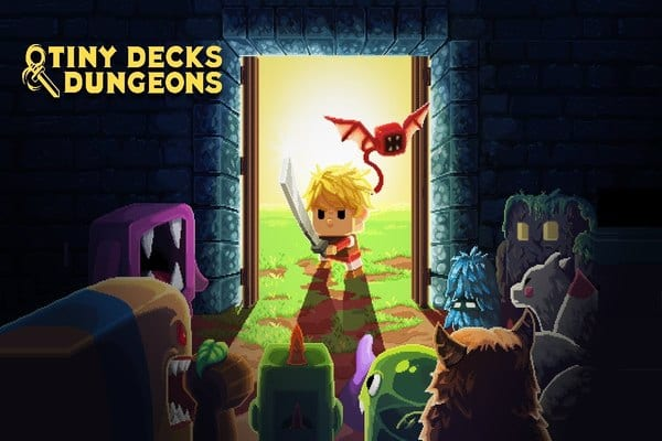Tiny Decks and Dungeons 1