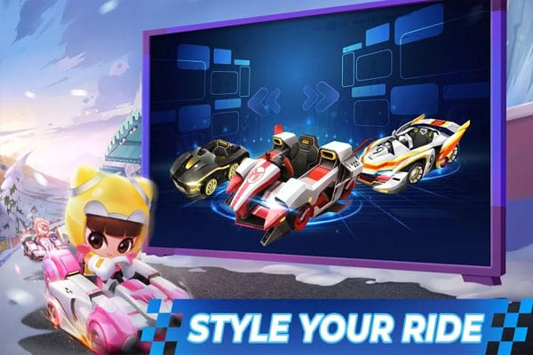 Android KartRider Rush+ 2