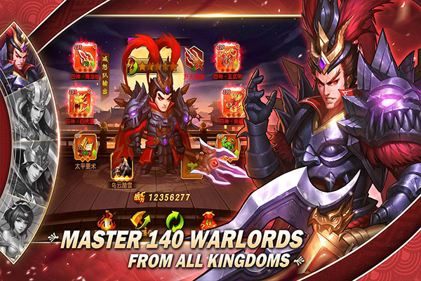 Android Dynasty Heroes 2