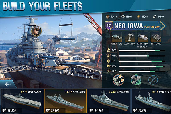 Android Rise of Fleets 2