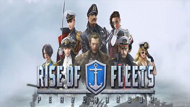 Android Rise of Fleets 1