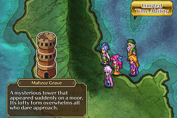 Romancing SaGa Re;univerSe event map