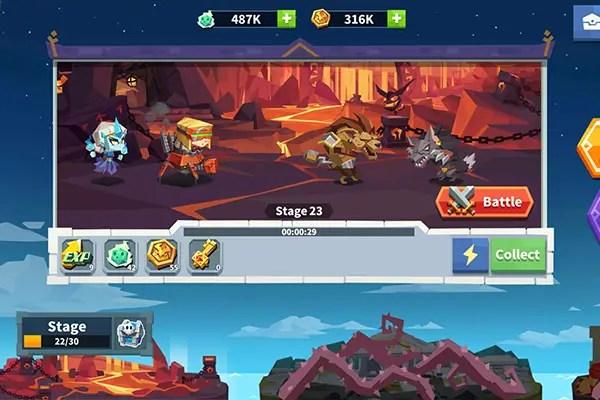 Epic Summoners 2 Adventurer Gate