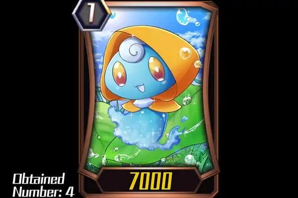 Vanguard ZERO playing card