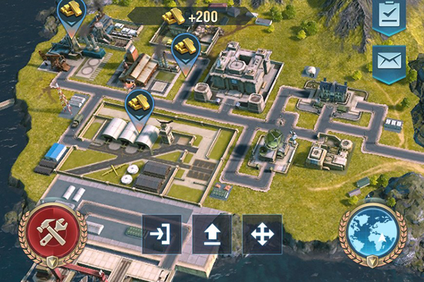 Rise of Fleets: Pearl Harbor android 3