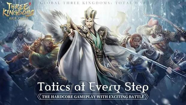 three kingdoms raja chaos header pic