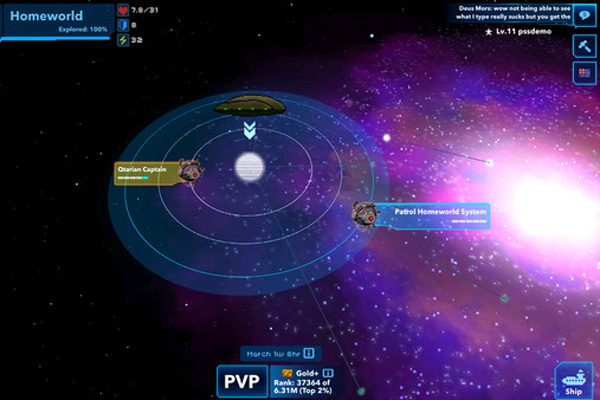 Pixel Starships Android 03