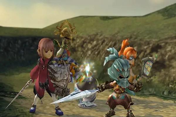 Final Fantasy Crystal Chronicles 3