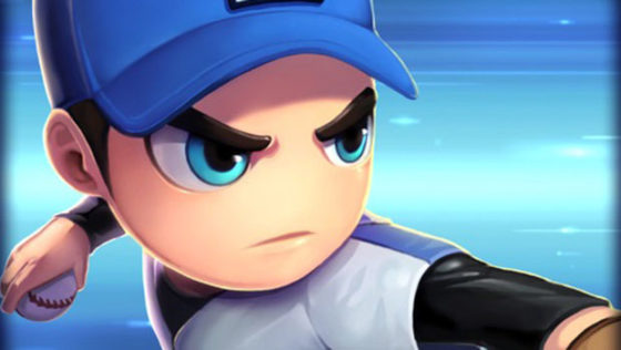 Baseball Star Android game promo image