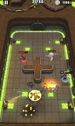 Zombero: Archero Killer Gameplay