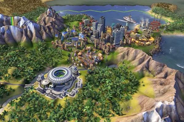 Civilization VI Android 02