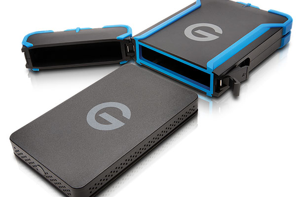 android g-drive standalone drive