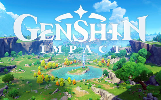 Genshin Impact promo image