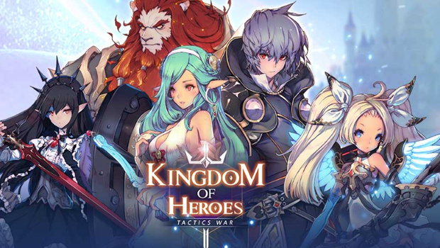 Kingdom of Heroes 0