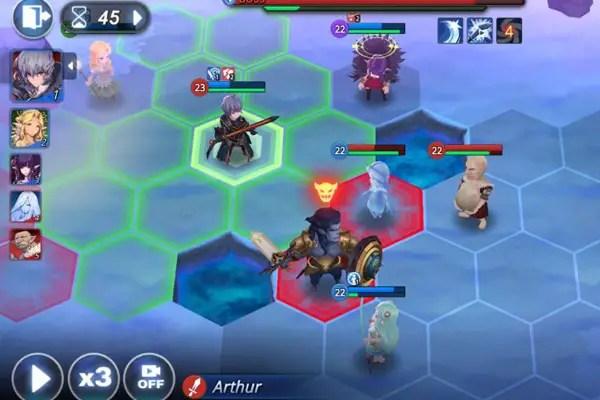 Kingdom of Heroes 3