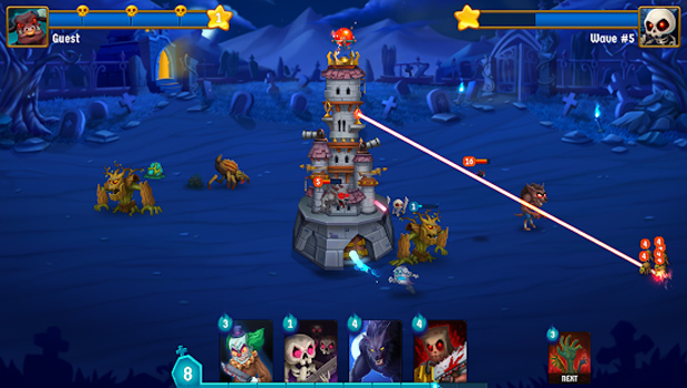 Spooky Wars for Android