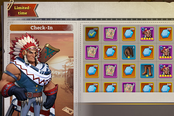 Wild West Heroes depicts Native Americans problematically