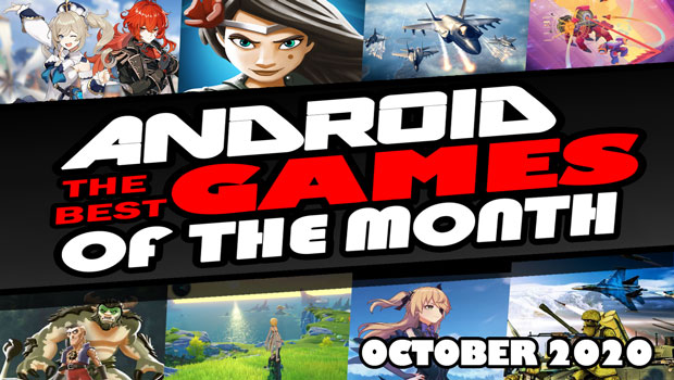 Best Android Games of October
