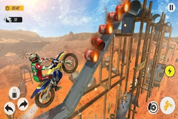 Moto Stunt Racer 2019 Android 1