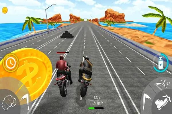 Biker Gang: Highway Death Moto 01
