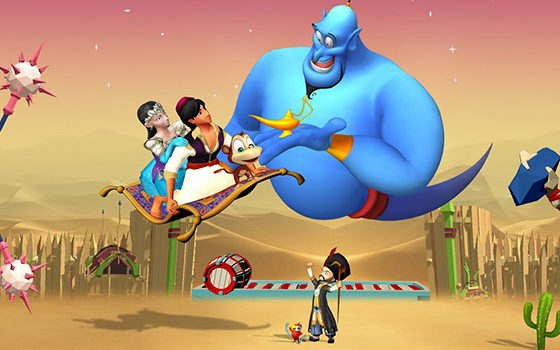 Aladdin Save the Princess promo image