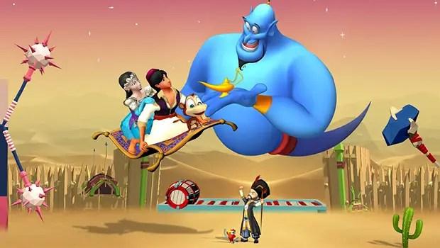 Aladdin Save the Princess promo image