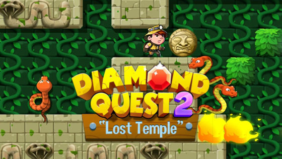 Diamond Quest 2 featured image